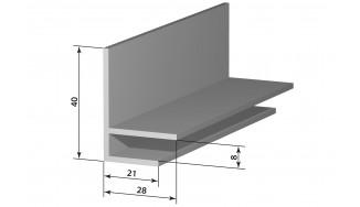 F profile S5 (3 m)